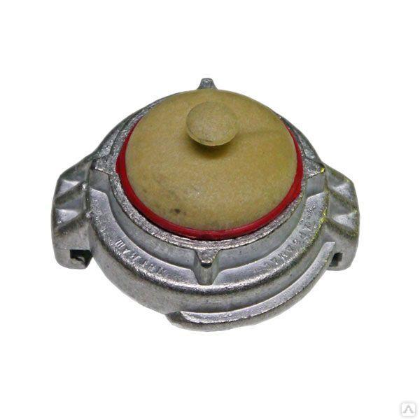 Головка заглушка ГЗ-65(70)АП Алюминий-Пластик (Комбиниров…