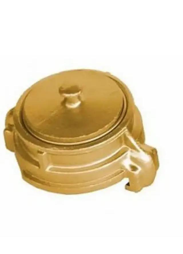 Головка заглушка ГЗВ-150 3,0 Мпа(латунь)