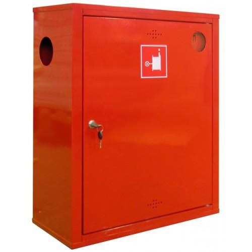 Шкаф для пожарного крана Ш-ПК-001 (навесной,закрытый,красный) (ШПК 310 НЗК)