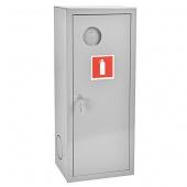 Шкаф для одного огнетушителя ШПО-102 НБ (навесной закрытый белый )