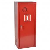Шкаф для одного огнетушителя ШПО-102 НК (навесной закрытый красный )