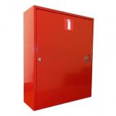 Шкаф для двух огнетушителей ШПО-112 НЗК (навесной,закрытый, красный)