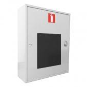 Шкаф для двух огнетушителей ШПО-113 НОБ (навесной,открытый, белый)
