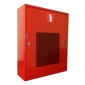 Шкаф для двух огнетушителей ШПО-113 НОК (навесной,открытый, красный)