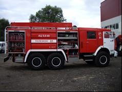 Автомобиль пожарный АЦ 6,0-20 (40;50;60;70;40/4;50/5)  КАМАЗ-43118