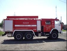 Автомобиль пожарный АЦ 8,0-40 (50;60;70;40/4;50/5)  КАМАЗ-43118