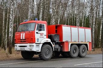 Автомобиль пожарный ПНС-110 (КАМАЗ-5350)