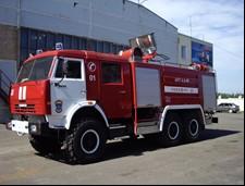 Автомобиль пожарный АПТ6,0-20 (40;50;60;70;40/4;50/5)  КАМАЗ-43118