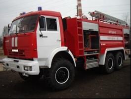 Автомобиль пожарный АПТ8,0-40 (50;60;70;40/4;50/5)  КАМАЗ-43118